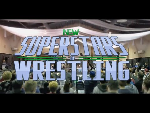 "NEW Superstars Of Wrestling On NTV (E5) - ""Hot Shot"" Danny Duggan & The 2nd Annual Republic Rumble"
