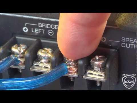 Installazione amplificatore auto - DarkLuxifer