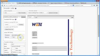 WML DataGateway Document Automation Overview