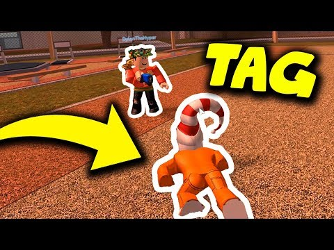 PLAYING TAG IN ROBLOX JAILBREAK w/ANT
