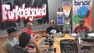 FUNKderground 3 – MC Атила & DJ FreshKit & Bboy EF One