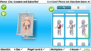 How to get a baby and get married in The Sims Freeplay (2017)