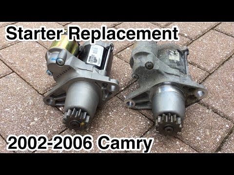 Starter Repair