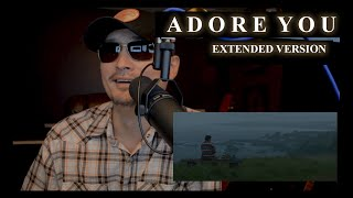 Harry Styles Adore You Extended Version   Reaction