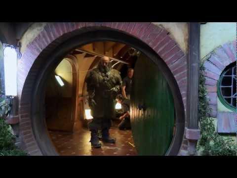 Watch Peter Jackson Finish Filming The Hobbit