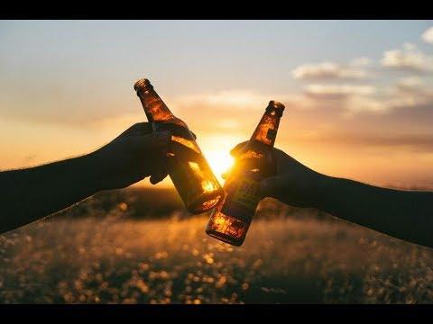 Das Problem des Alkoholismus unter der Jugend rossii