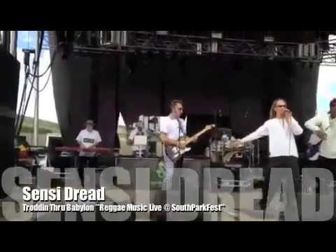 Troddin Thru Babylon **Reggae Live @ SouthParkFest**
