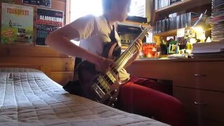 Anthrax - One World Bass Cover