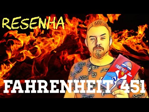 RESENHA | LIVROS | Fahrenheit 451 (Ray Bradbury)