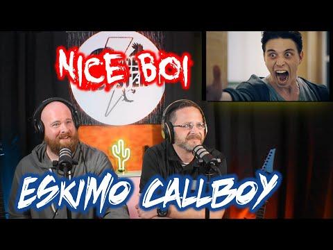 *FIRST TIME REACTION* Eskimo Callboy - Nice Boi