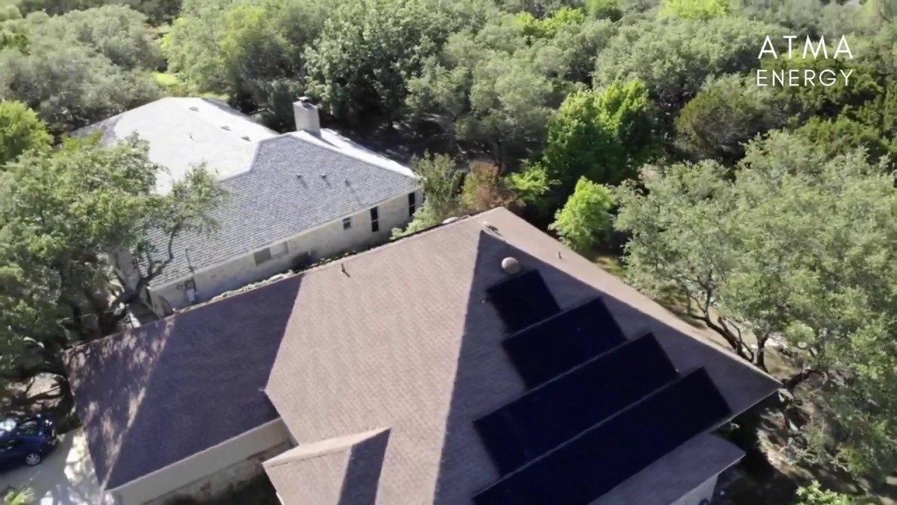 With 40 Q-Cell Panels, this 12.8 kW residential Solar (PV) system saves our customer $133/month and offsets 100% of his total energy consumption!