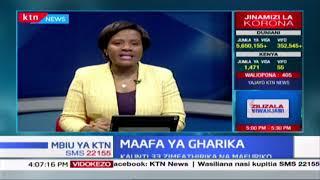 Adhabu ya Jubilee, Visa 123 vipya vya Korona, Maafa ya gharika | Mbiu Ya KTN | Part 1