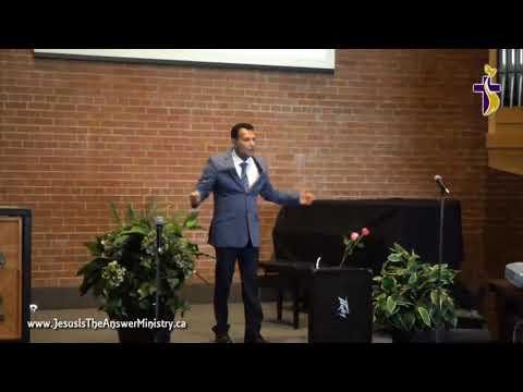 2018-Nov-04 Message with Pastor Sonny Harrinanan