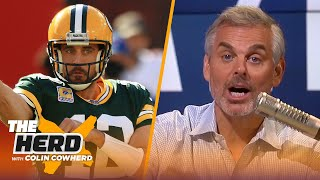 Blazin' 5: Colin Cowherd's picks for Week 7 of the 2020 NFL season | THE HERD