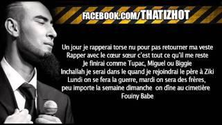 La Fouine Feat. Kamelancien   Vécu [PAROLESLYRICS]