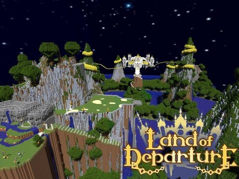 Land Of Departure(Kingdom Hearts Birth By Sleep) Minecraft Project