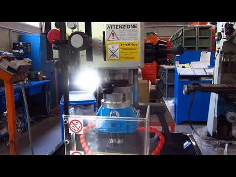 Gwinciarka SERRMAC MDR22 - praca w cyklu automatycznym - zdjęcie