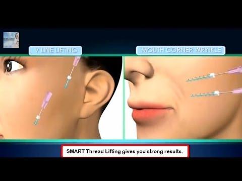 Tumutok para sa nakapagpapasiglang mata na may collagen