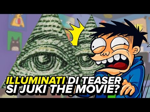 MENGUNGKAP MISTERI TEASER SI JUKI THE MOVIE