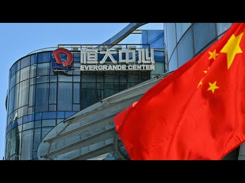 Evergrande et la crainte d'un Lehman Brothers à la chinoise • FRANCE 24