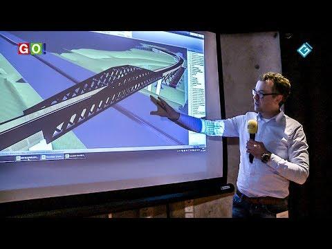 Inloopavond definitief ontwerp van de Blauwe Loper druk bezocht. - RTV GO! Omroep Gemeente Oldambt