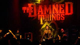 "The Damned Things - ""Graverobber"" (Live in San Diego 8-13-11)"