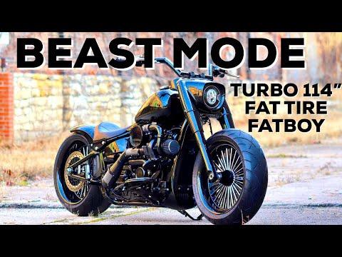 mp4 Harley Fatboy Custom, download Harley Fatboy Custom video klip Harley Fatboy Custom
