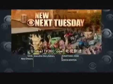 NCIS: New Orleans 1.09 (Preview)