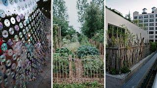 10 Wire Garden Fencing Ideas
