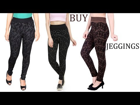 Top 15 jeggings designs for girls | latest jeggings for girls/ ladies online on amazon