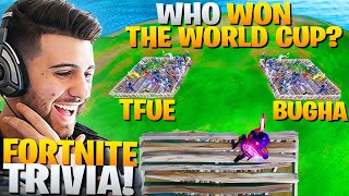 I Hosted a *HUGE* Fortnite TRIVIA QUIZ SHOW! (100% FAILED!) - Fortnite Battle Royale