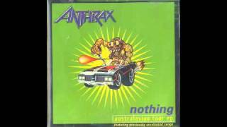 "Anthrax - ""No Time This Time"" (The Police cover)"