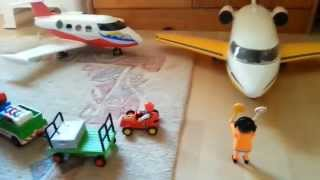 200 Video Playmobil Sammlung Feuerwehr Kita Luxusvilla Seratus1 Aquapark