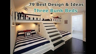 79 Design And Ideas Triple Bunk Bed