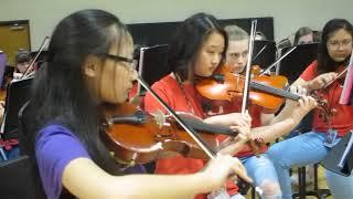 Union 8th Grade Orchestra