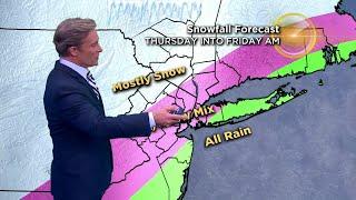 CBS2 Weather Update: November 13 at 8 P.M.