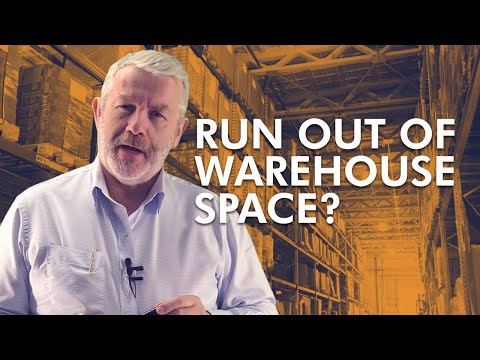 , title : 'Warehouse Capacity - Are you Running Out of Warehouse space?