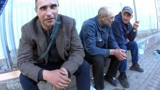 Ржака Разборка Питерских алкашей 2017