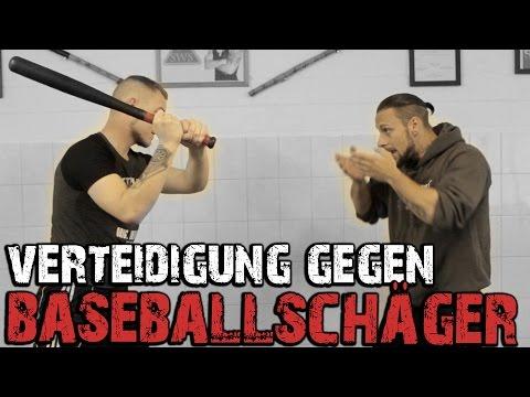 Baseballschläger | So verteidige ich mich dagegen | KAMPFKUNST LIFESTYLE