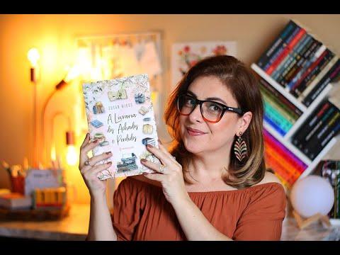 A LIVRARIA DOS ACHADOS E PERDIDOS - Susan Wiggs | Ju Oliveira