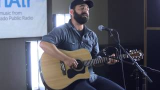 "Drew Holcomb at OpenAir: ""What Would I Do Without You"""