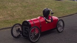 preview picture of video 'Wanganui Soapbox Derby 2014'