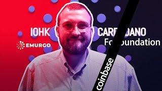 Cardano Foundation Splits !! Coinbase Listing ka kya hoga ?