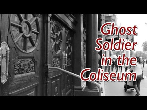 Coliseum, London's Haunted Theatre