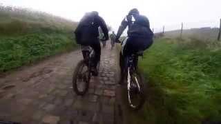 preview picture of video 'rando des 3 vallées a saint saulve'