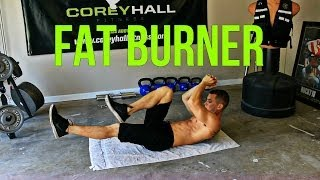 Fat burning ab routine by Corey Hall