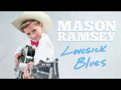 Lovesick Blues - Mason Ramsey