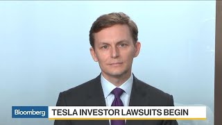 Tesla Shareholders Launch Class-Action Suit on Musk Tweet Aftermath
