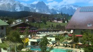 preview picture of video 'Olympiaregion Seefeld in Tirol im Sommer'