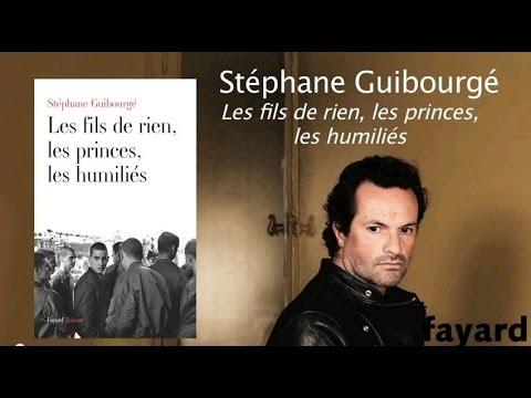 Vidéo de Stéphane Guibourgé